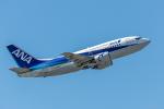 Y-Kenzoさんが、成田国際空港で撮影したANAウイングス 737-5L9の航空フォト(写真)