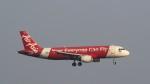 westtowerさんが、プーケット国際空港で撮影したタイ・エアアジア A320-216の航空フォト(写真)
