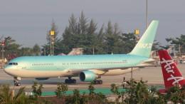 westtowerさんが、プーケット国際空港で撮影したイカル 767-3G5/ERの航空フォト(写真)