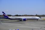 twinengineさんが、成田国際空港で撮影したアエロフロート・ロシア航空 777-3M0/ERの航空フォト(写真)