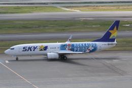 ANA744Foreverさんが、羽田空港で撮影したスカイマーク 737-86Nの航空フォト(写真)