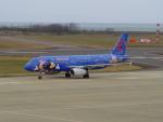 bannigsさんが、新潟空港で撮影した中国東方航空 A320-232の航空フォト(飛行機 写真・画像)