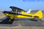 いおりさんが、大利根飛行場で撮影した日本モーターグライダークラブ A-1 Huskyの航空フォト(写真)