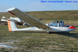 いおりさんが、宝珠花滑空場で撮影した日本個人所有 G103 Twin IIの航空フォト(飛行機 写真・画像)