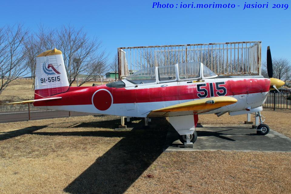いおりさんの航空自衛隊 Fuji T-3 (91-5515) 航空フォト