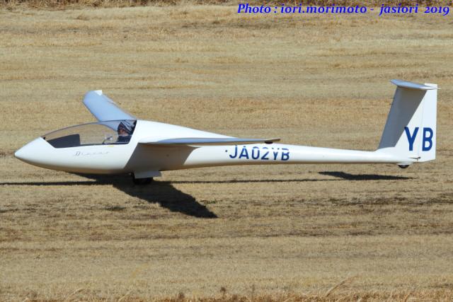 いおりさんが、羽生滑空場で撮影した羽生ソアリングクラブ Discus CSの航空フォト(飛行機 写真・画像)