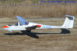 いおりさんが、板倉滑空場で撮影した日本グライダークラブ G103A Twin II Acroの航空フォト(飛行機 写真・画像)