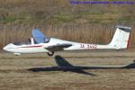 いおりさんが、板倉滑空場で撮影した日本グライダークラブ G103C Twin III Acroの航空フォト(飛行機 写真・画像)