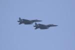 Miraiさんが、熊本空港で撮影した航空自衛隊 F-15J Eagleの航空フォト(写真)