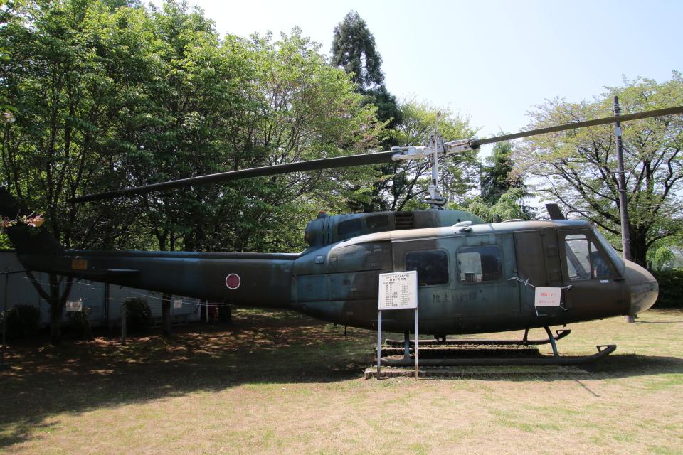 myoumyoさんの陸上自衛隊 Fuji UH-1H (41646) 航空フォト