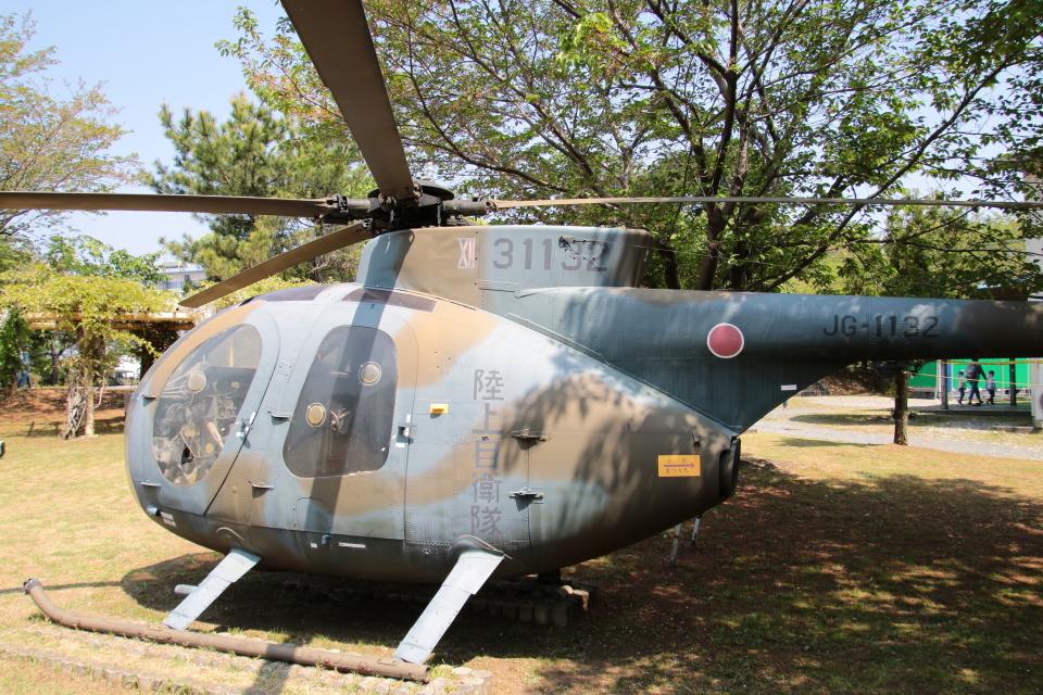 myoumyoさんの陸上自衛隊 Kawasaki OH-6D (31132) 航空フォト
