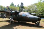 myoumyoさんが、北熊本駐屯地で撮影した陸上自衛隊 LR-1の航空フォト(写真)
