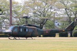 myoumyoさんが、北熊本駐屯地で撮影した陸上自衛隊 UH-1Jの航空フォト(飛行機 写真・画像)