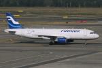 kinsanさんが、ミラノ・マルペンサ空港で撮影したフィンエアー A320-214の航空フォト(写真)