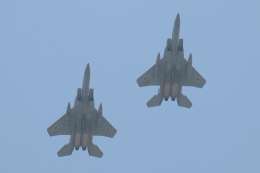 myoumyoさんが、北熊本駐屯地で撮影した航空自衛隊 F-15DJ Eagleの航空フォト(飛行機 写真・画像)