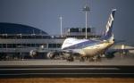LEVEL789さんが、高松空港で撮影した全日空 747SR-81の航空フォト(写真)