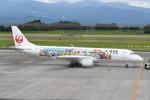 kuro2059さんが、鹿児島空港で撮影したジェイ・エア ERJ-190-100(ERJ-190STD)の航空フォト(飛行機 写真・画像)