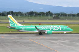 kuro2059さんが、鹿児島空港で撮影したフジドリームエアラインズ ERJ-170-200 (ERJ-175STD)の航空フォト(写真)