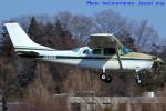 いおりさんが、調布飛行場で撮影した川崎航空 TU206G Turbo Stationair 6 IIの航空フォト(写真)