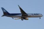 masa707さんが、ロサンゼルス国際空港で撮影したラタム・エアラインズ・チリ 767-316/ERの航空フォト(写真)