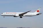 masa707さんが、ロサンゼルス国際空港で撮影したエア・カナダ 787-9の航空フォト(写真)