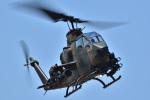 チポさんが、霞目駐屯地で撮影した陸上自衛隊 AH-1Sの航空フォト(写真)
