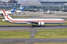 renseiさんが、羽田空港で撮影したガルーダ・インドネシア航空 777-3U3/ERの航空フォト(写真)