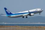 KAIHOさんが、徳島空港で撮影した全日空 737-8ALの航空フォト(写真)