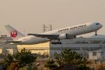 KAIHOさんが、徳島空港で撮影した日本航空 767-346/ERの航空フォト(写真)