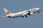KAIHOさんが、徳島空港で撮影した日本航空 737-846の航空フォト(写真)