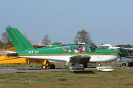 banshee02さんが、大利根飛行場で撮影した日本個人所有 TB-200 Tobago XLの航空フォト(飛行機 写真・画像)