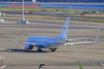 ふるちゃんさんが、羽田空港で撮影したアメリカ空軍 C-40C BBJ (737-7CP)の航空フォト(写真)