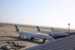 U.Tamadaさんが、中部国際空港で撮影したキャセイパシフィック航空 A350-1041の航空フォト(写真)