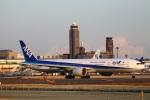 zero1さんが、成田国際空港で撮影した全日空 777-381/ERの航空フォト(飛行機 写真・画像)