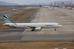 meijeanさんが、関西国際空港で撮影したエアプサン A321-231の航空フォト(写真)