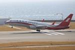 U.Tamadaさんが、中部国際空港で撮影した上海航空 737-8Q8の航空フォト(写真)