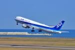 kodamax1975さんが、新潟空港で撮影した全日空 767-381/ERの航空フォト(写真)
