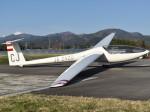 とびたさんが、飛騨エアパークで撮影した日本個人所有 DG-300 Clubの航空フォト(写真)