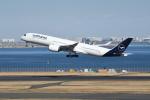 turenoアカクロさんが、羽田空港で撮影したルフトハンザドイツ航空 A350-941XWBの航空フォト(写真)