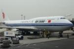 ちゅういちさんが、北京首都国際空港で撮影した中国国際航空 747-89Lの航空フォト(写真)