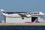 Wings Flapさんが、関西国際空港で撮影したフィンエアー A350-941XWBの航空フォト(写真)