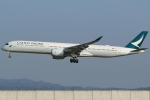 Wings Flapさんが、関西国際空港で撮影したキャセイパシフィック航空 A350-1041の航空フォト(写真)