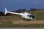 ドリさんが、福島空港で撮影した雄飛航空 505 Jet Ranger Xの航空フォト(写真)