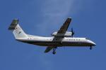 ドリさんが、福島空港で撮影した国土交通省 航空局 DHC-8-315Q Dash 8の航空フォト(写真)