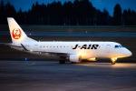 マツさんが、鹿児島空港で撮影したジェイ・エア ERJ-170-100 (ERJ-170STD)の航空フォト(写真)