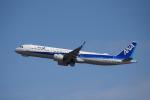 we love kixさんが、関西国際空港で撮影した全日空 A321-272Nの航空フォト(写真)