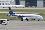 panchiさんが、那覇空港で撮影したマンダリン航空 ERJ-190-100 IGW (ERJ-190AR)の航空フォト(写真)
