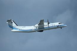 kumagorouさんが、那覇空港で撮影した海上保安庁 DHC-8-315 Dash 8の航空フォト(写真)