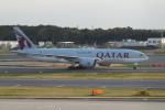 taka2217さんが、成田国際空港で撮影したカタール航空カーゴ 777-FDZの航空フォト(写真)
