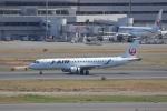 OS52さんが、羽田空港で撮影したジェイ・エア ERJ-190-100(ERJ-190STD)の航空フォト(写真)